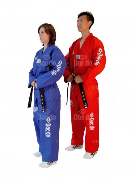 """WTF """"Seoul"""" Style Dobok - Red"""