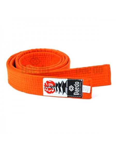 Cinturón adulto Naranja 310cm