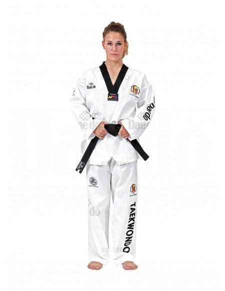 Spanish Taekwondo Federation Dobok