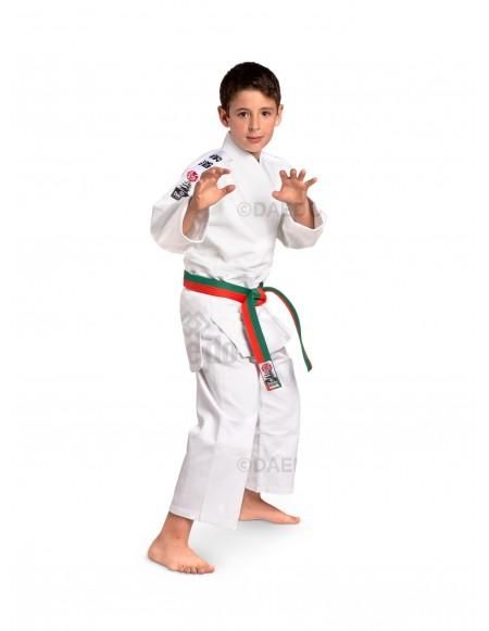 """Silver"" Judogi Strips"