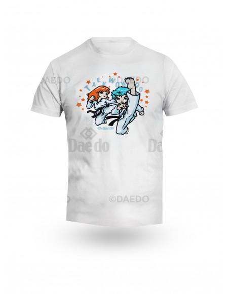 Camiseta Taekwondo Kids