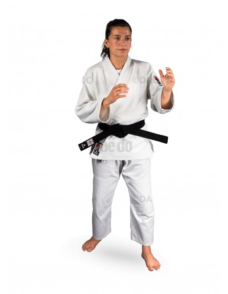 "JU 1112 - Judogi White""Gold"""