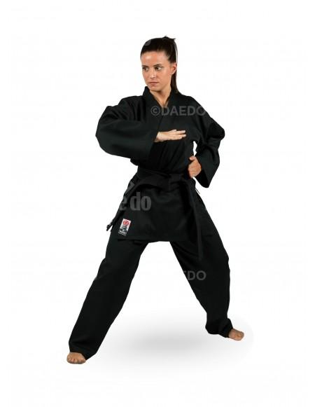 Traditional Hapkido Uniform - Black