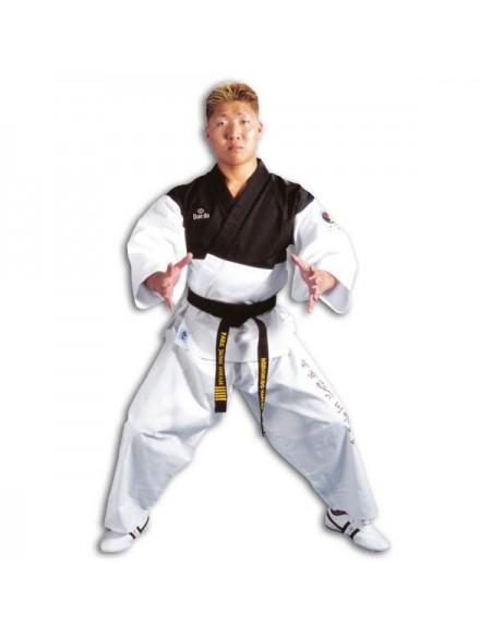 Hapkido Uniform Sila Style Master