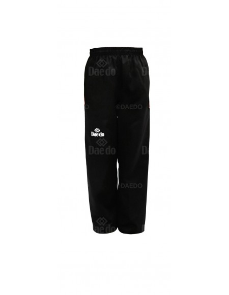 Black DaeDo trousers