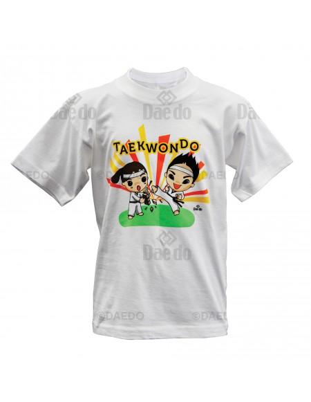 Camiseta TKD Demo Kids