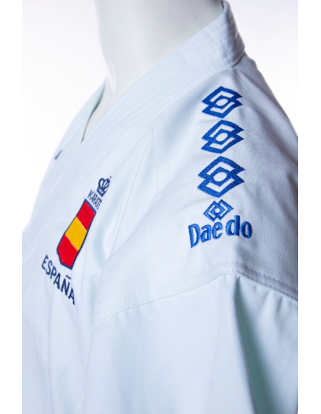 Embroidery Logo Daedo - Blue