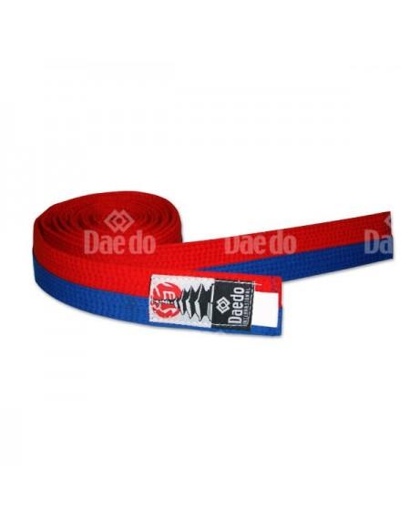 Kyokushin Senior Belt Blue-Red 280 cm