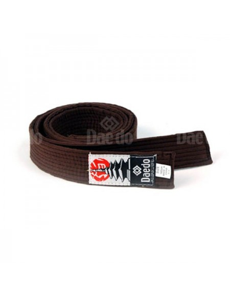 Junior Belt Brown 260cm