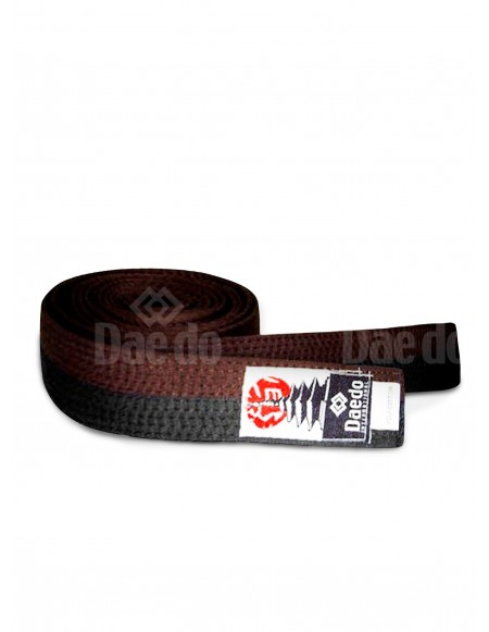 Senior Belt Brown-Black 285cm