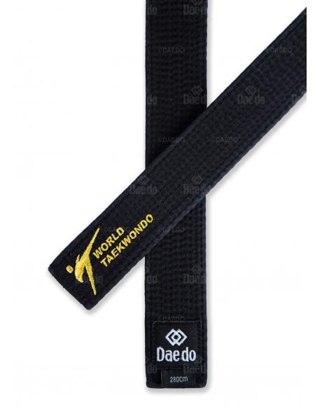 Black Belt WT (5 CM)