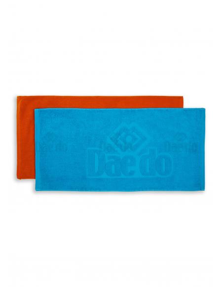 DE 1500 - Toalla Daedo - Azul / Rojo
