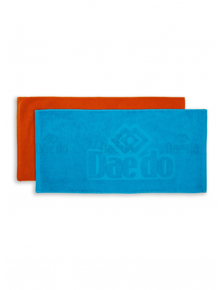 Towel Daedo - Blue / Red