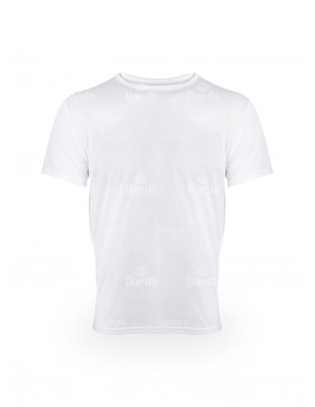 CA 1400 - Camiseta Blanco / Negro / Rojo