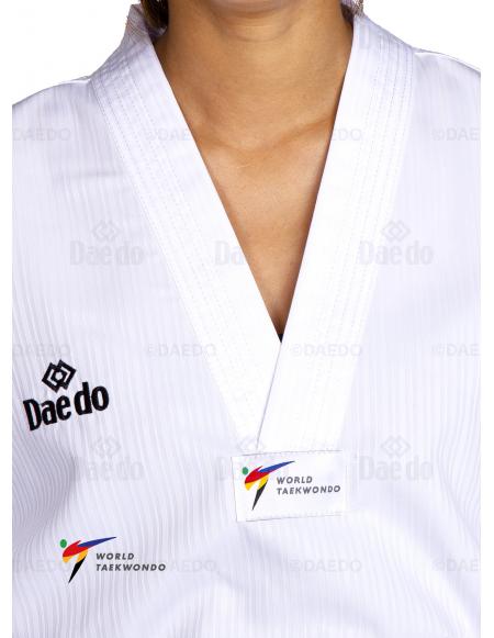 TA 1036 - Dobok Nuevo WT - Cuello Blanco