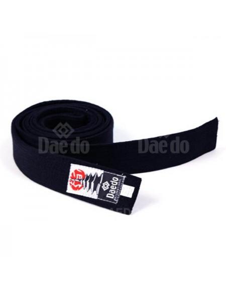 Cinturón Negro Ancho (5 CM)