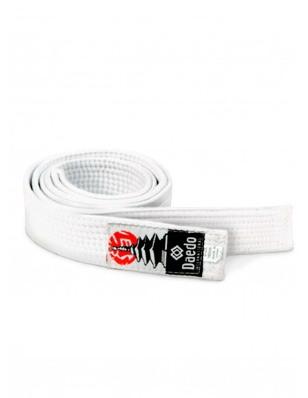 Senior Belt White - 310 cm