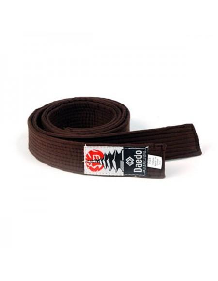Senior Belt Brown - 310cm