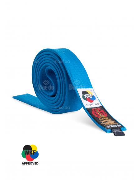 Kids Belt Blue WKF High Quality 260 cm
