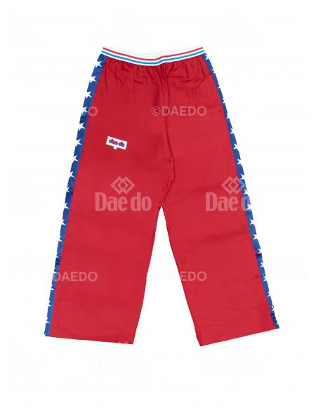 PANTS FULL (red)
