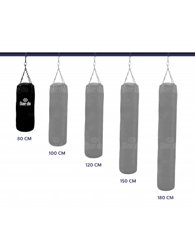 PR 1115 - Saco rellenado Boxeo 80cm