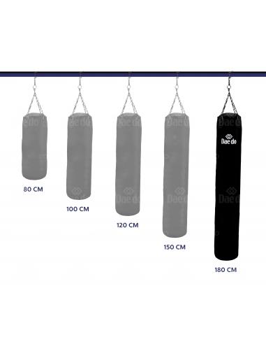 PR 1119 - Saco rellenado Boxeo 180cm