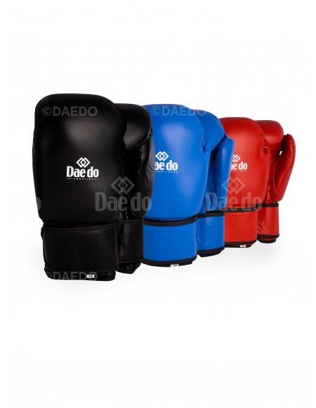 Boxing Gloves Blue