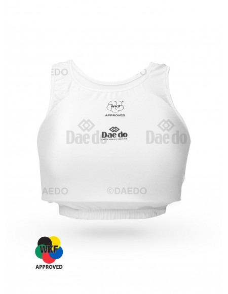 WKF Women chest protector