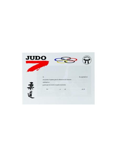 Diploma Judo