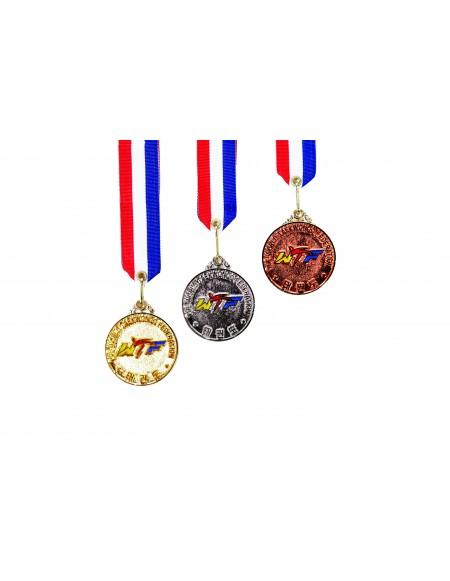 WT Silver Medal