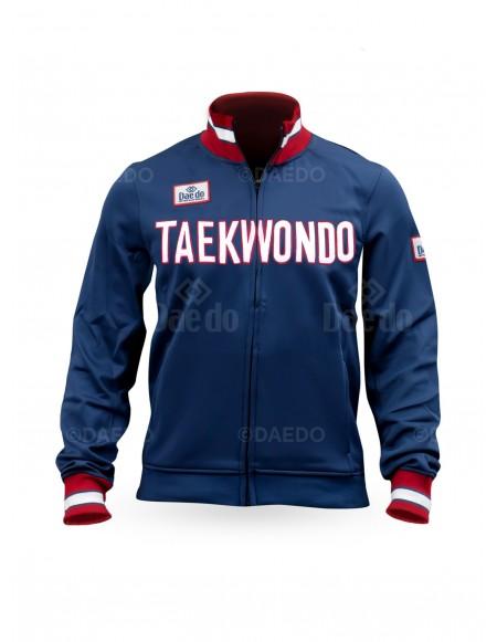 """Chaqueta Slim """"Taekwondo"""""""