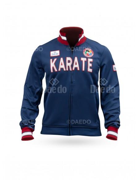 "Chaqueta Slim ""Karate"" WKF"