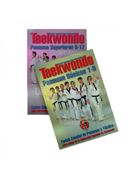 Spanish TKD Federation Book Basic...