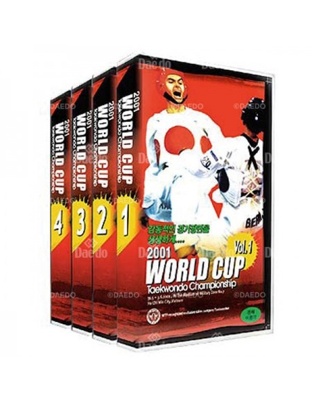 Vídeo Campeonato Mundo Taekwondo 2001