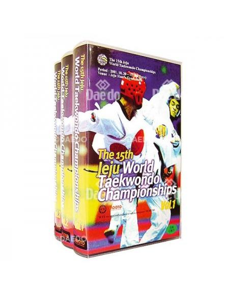 Pack Campeonato Taekwondo Jeju Korea...