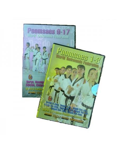 DVD Federación Española Taekwondo...