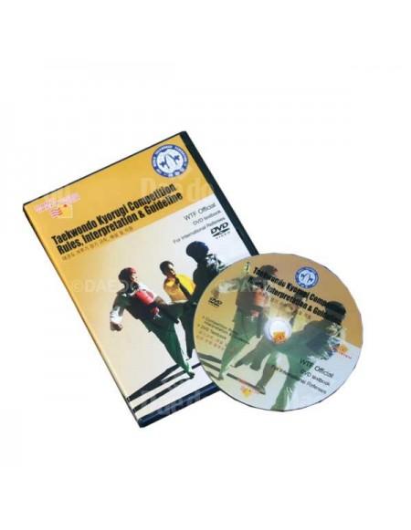DVD Competición Taekwondo KYORUGI
