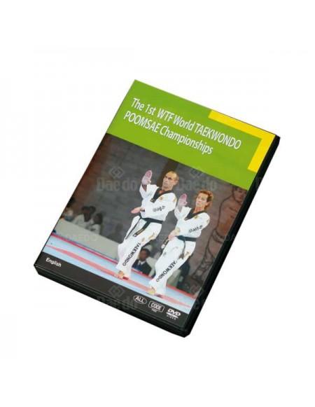 DVD Pack Taeguek Poomsae WTF Estándard