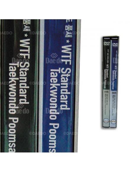 Set Black Belt Poomsae WTF Standard