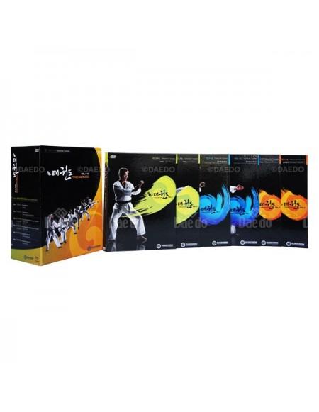 DVD Poomsae Completo Kukkiwon