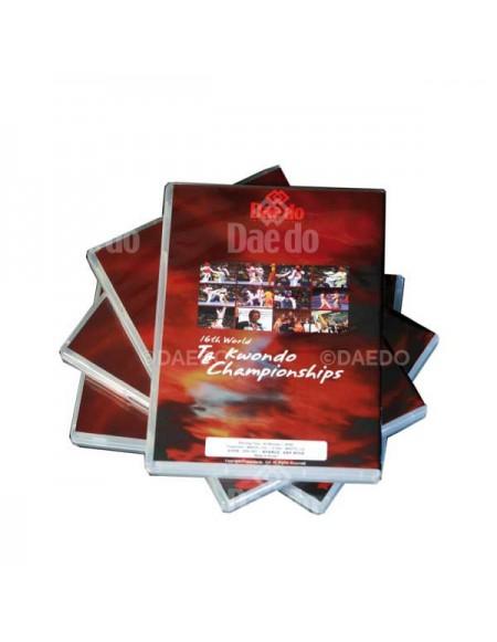 DVD 16 World TKD Championship 2003...