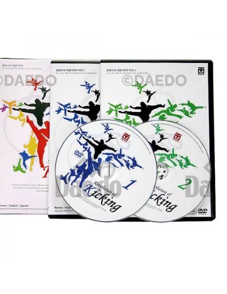 DVD Evolución patadas