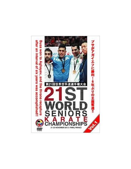 21st WORLD SENIOR KARATE...