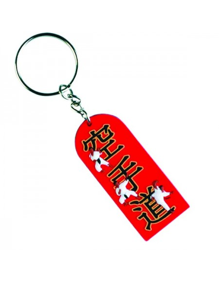 Key rings Karate Reversible
