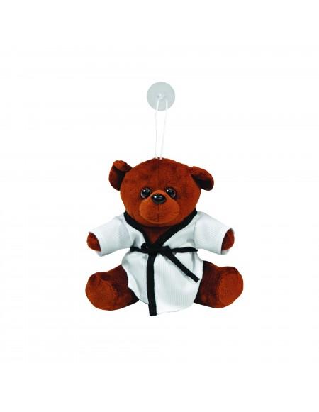 Oso peluche Taekwondo