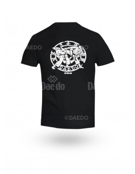Camiseta Karate Tradicional Negra