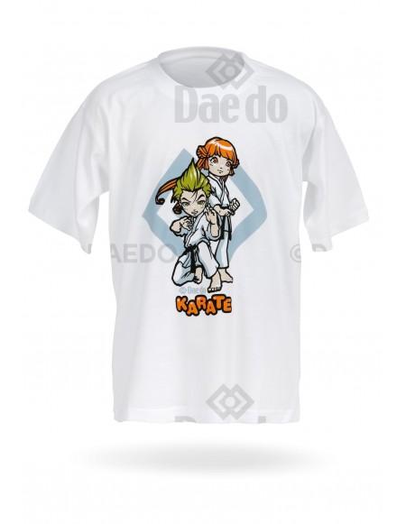 Camiseta Karate kids