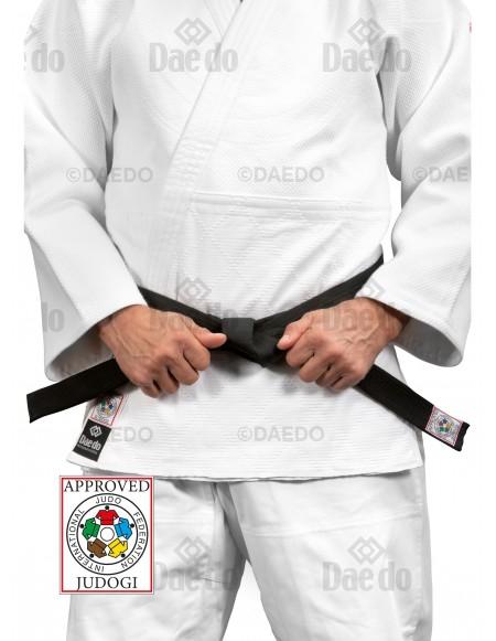 """Cinturón Judo Homologado """"IJF"""" Judo"""