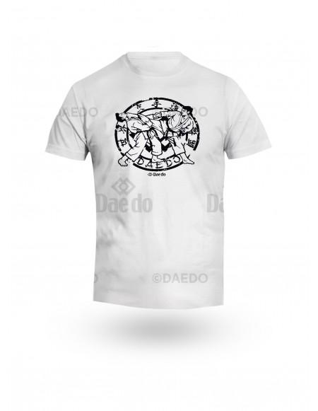 CA 1230 - Camiseta Tradicional Karate...
