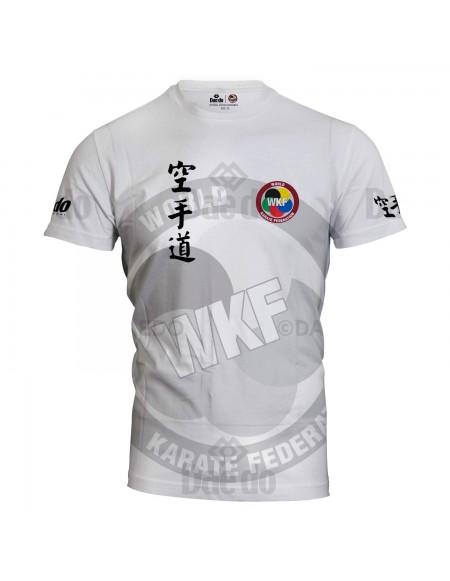 Camiseta WKF Full Print